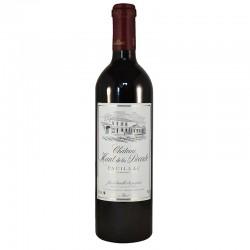 Château Haut de La Becade, Vin rouge, 2014, AOP Pauillac - Directchais.com