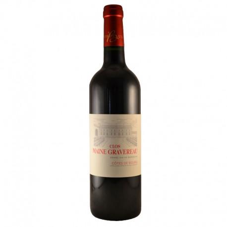 Clos Maine Gravereau 2014 Côtes de Bourg