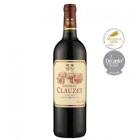 Château Clauzet, Vin rouge, 2011, AOP Saint-Estèphe - Directchais.com