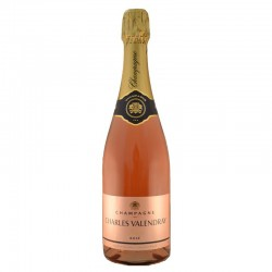 CHARLES VALENDRAY BRUT Champagne Rosé