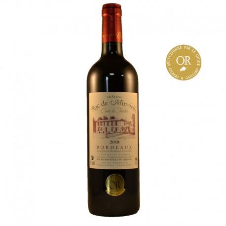 Château Roc de Minvielle 2018 AOC Bordeaux
