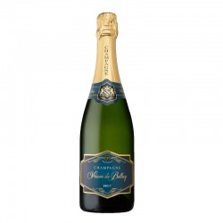 Champagne Veuve de Bellay Brut AOC Champagne