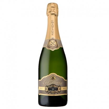 Champagne William de Montez Brut AOC Champagne