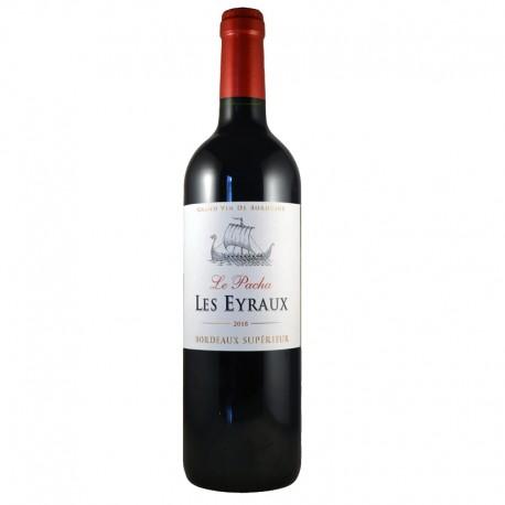 Le Pacha Les Eyraux 2018 AOC Bordeaux Supérieur