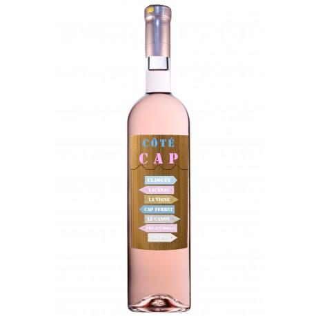 Côté Cap 2020 AOP Bordeaux Rosé