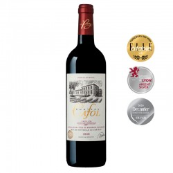 Château Cafol 2018 Castillon Côtes de Bordeaux
