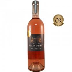 Château Beau-Puits 2018 AOP Bordeaux Rosé MDC