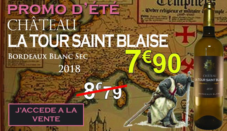 Tour saint blaise blanc